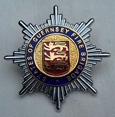 States of Guernsey Fire Brigade Cap Badge 1974-2005 (Lesopc) Tags: sogfb states guernsey fire brigade service cap badge logo 1974 1975 1976 1977 1978 1979 1980 1981 1982 1983 1984 1985 1986 1987 1988 1989 1990 1991 1992 1993 1994 1995 1996 1997 1998 1999 2000 2001 2002 2003 2004 2005 channel islands uk rescue