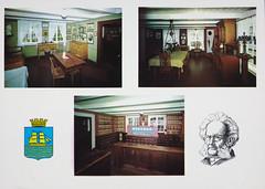 Postkrot fra Agder (Avtrykket) Tags: apotek interiør møbel postkort spisestue grimstad austagder norway nor