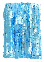 EKA16 M12 2018 Aleksandr Osvald August von Turro-Lebardov 17.09.2018 2018-38 (aleksandroavtl) Tags: eka16 m12 estonia national colours colors contemporary contemporaryart country pattern flag blue black white grey art abstract acrylic artwork acrylicpainting acrylics abstractart abstractpainting abstractionism proud nation state visualart painting dots points аъ