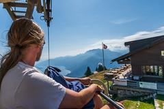 Lago Maggiore 2018  - Locarno/Cimetta (karlheinz klingbeil) Tags: seilbahn suisse cablecar swissalps schweiz alps people switzerland berge menschen schweizeralpen alpen mountain avegno tessin ch
