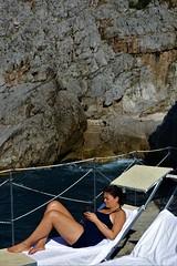 DSC02105 (2) (kriD1973) Tags: europe europa italia italien italie italy campania kampanien campanie salerno salerne costiera amalfitana amalfi coast côte amalfitaine amalfiküste concadeimarini hotel albergo laconcaazzurra mediterraneo méditerranée mediterranean sea mar mare mer tirreno beautiful beauty bella belle bellezza carina charmante charming chica cute donna femme fille frau girl goodlooking gorgeous guapa gutaussehend hübsch jolie lady leute mädchen mignonne mujer people persone personnes ragazza schön schönheit tunesierin tunisian tunisienne tunisina woman curvy brunette
