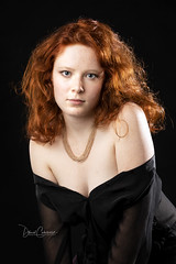 Red Hair (d.calabrese71) Tags: redhair red hair portrait woman girl beauty model nude regard sensuel sensuality