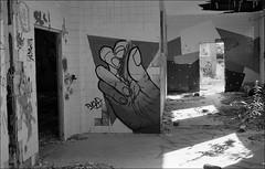 181111_Psiquiatrico_014 (Stefano Sbaccanti) Tags: bw blackandwhite analogicait analogue argentique bianconero leicam5 kentmere400 psiquiatrico asylum urbex urbanexploration abandonado 2018 50summicron spain