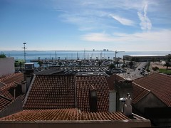 Setúbal roofs (Bosc d'Anjou) Tags: portugal setubal marina