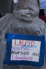 DSC00737 copy (Professional Association of Milwaukee Public Educa) Tags: lateacherstrike joebrusky unitedteachersoflosangeles utla mtea strike teachers california losangeles union picketline arletahighschool