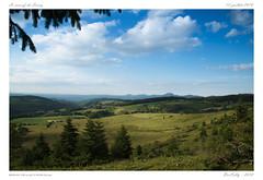 paysages du Sancy (BerColly) Tags: france auvergne puydedome guery sancy paysage landscape ciel sky nuages clouds été summer montagne mountain bercolly google flickr