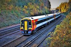 158883 (stavioni) Tags: class158 class159 diesel multiple unit sprinter dmu 158883 rail train swr swt south western railway
