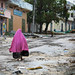 Mogadishu Market District Deserted