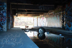 Echo Lake Incinerator 1.27.19.13 (jrbeckwith) Tags: echolakeincinerator 2019 photo picture jr beckwith jbeckr fortworth texas tx echo lake incinerator endangered danger old history historic abandoned left decay drug drugdealer graffiti girls shoot ruins