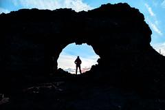 Dimmuborgir (Rollkidd) Tags: islande roche rochers backlight landscape paysage silhouette dimmuborgir fujifilm iceland contrejour