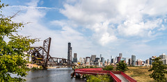 Chicago RIver DSC03509 (nianci pan) Tags: chicago illinois urban city cityscape architecture buildings river chicagoriver urbanlandscape landscape sony sonya7rii nianci pan