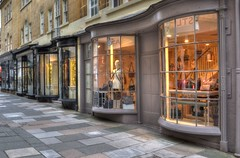 Shops in Old Bond Street, Bath (Baz Richardson (catching up again!)) Tags: somerset bath oldbondstreet shops georgianarchitecture streetscenes