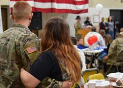Commander's Words (Georgia National Guard) Tags: 48thibct deployment deploymentceremony canton cherokeecounty northgeorgia communitysupport cavalry armynationalguard nationalguard citizensoldiers afghanistan