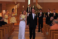 "Down the Aisle Together • <a style=""font-size:0.8em;"" href=""http://www.flickr.com/photos/109120354@N07/46107453321/"" target=""_blank"">View on Flickr</a>"