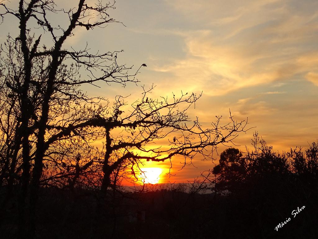 Águas Frias (Chaves) - ,,, fim de tarde ...