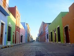 Campeche (blanka309bb) Tags: messico campeche città colori patrimoniodelumanità strade natale feste