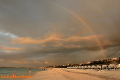 The magic rainbow, Flamenco Beach, Cayo Coco, Cuba (Sebastiao P Nunes) Tags: sunrise cayococo cuba canoneos70d nunes snunes spnunes spereiranunes atardecer pordosol entardecer playaflamenco arcoiris rainbow