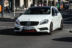 Bosnia-Hercegovina - Mercedes-Benz A 45 AMG W176 (PrincepsLS) Tags: bosnia hercegovina bosnian license plate germany berlin spotting mercedesbenz a 45 amg w176