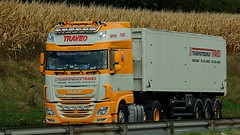 NL - Traveo DAF XF 106 SSC (BonsaiTruck) Tags: traveo daf lkw lastwagen lastzug truck lorry camion caminhoes