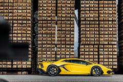 Lamborghini Aventador SVJ (Future Photography International) Tags: lamborghini aventador svj sv jota supercar hypercar v12 brand new porrentruy giallo orion yellow suisse switzerland jura geneva genève