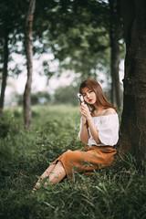 NAM03163-Edit (ngocnam23041991) Tags: add tags portrait vietnam vietnamese afternoon beauty forest saigon hochiminh sonyalpha a7iii a7m3 sony85mmf18 fe85mmf18 tree grass