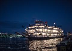 Riverboat (7austins) Tags: river riverboat dusk