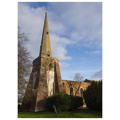 St Mary's (badger_beard) Tags: conington cambridge cambridgeshire cambs south church st marys village parish cotton first 2019