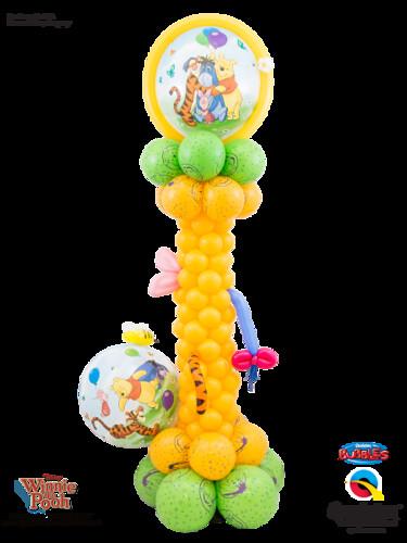 Winnie the Pooh & Friends Column