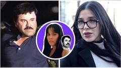 Así reaccionaron El Chapo y Emma Coronel tras destapar infidelidad en juicio (HUNI GAMING) Tags: así reaccionaron el chapo y emma coronel tras destapar infidelidad en juicio