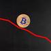 Bitcoin fall down chart