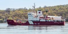 Martha L. Black (Nicober!!!) Tags: briseglace icebreaker quebec canada fleuve stlaurent stlawrence river ship martha l black garde cotiere canadienne canadian coast guard
