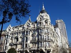 Casa Gallardo Plaza España Madrid (Rafael Gomez - http://micamara.es) Tags: casa gallardo plaza españa madrid barrio de sol