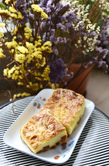 Baked Glutenous rice cake 焗年糕 (MelindaChan ^..^) Tags: homemade glutinous rice cake 步步糕陞 焗年糕 quotglutinous cakequot 焗 年糕 bake bakery food eat cny chinese chanmelmel melinda kitchen melindachan