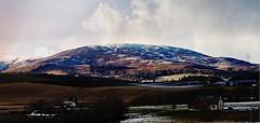 Melting snows near Dykehead, Angus (ronramstew) Tags: dykehead kirriemuir angus scotland winter snow hills landscape abigfave