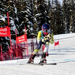 January 2019 SilverStar Okanagan Speed Camp - Rowan Smith, Vernon Ski Club