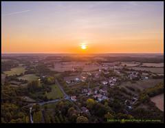 180919-0170-MAVICP-HDR.JPG (hopeless128) Tags: 2018 fields sky eurotrip road sunset trees france nanteuilenvallée charente fr