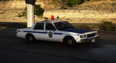 Retro PSP 01 (Vision7124) Tags: gtav pennsylvania state police vehicle car retro chevrolet chevy caprice grand theft auto game