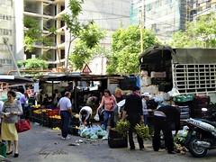Vegetables souk shopping 🇱🇧 (selimbitar) Tags: lebanon ashrafieh beirut selimbitar sony homework morningwork souk women shopping vegetable