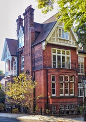 5 Gainsborough Gardens (marc.barrot) Tags: bricks architecture building uk nw3 london hampstead gainsboroughgardens