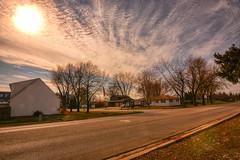 Late Autumn Afternoon (kendoman26) Tags: hdr aurorahdr2019 sun afternoon morrisillinois nikon nikond7100 tokinaatx1228prodx tokina tokina1228