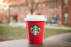 starbucks cup (amseaman) Tags: starbucks coffee starbuckscup cup focus fuji