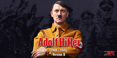3R GM640 Adolf Hitler 1889-1945 Ver B - 00 Promo 01 (Lord Dragon 龍王爺) Tags: 16scale 12inscale onesixthscale actionfigure doll hot toys 3r did german ww2 axis