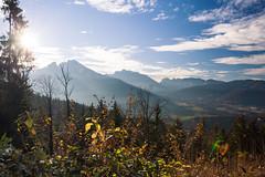 Drei Gipfelblick 3 (Obachi) Tags: berchtesgarden flickr carlvonlindeweg watzmann