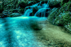 Riera de Vallcárquera (candi...) Tags: rieradevallcárquera saltodeagua riera rocas agua naturaleza nature airelibre sonya77