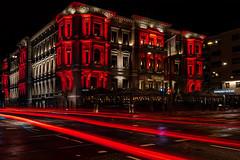 Red is the color (Pasi Mammela) Tags: fs181209 fotosöndag foto söndag fotosondag röd red rod göteborg sverige kungsportsavenyn avenyn
