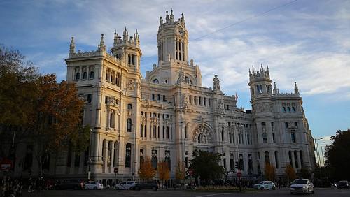 Palacio de Cibeles - Madrid