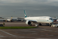 Cathay Pacific A350-1000 (Martyn Cartledge / www.aspphotography.net) Tags: man2addis a3501000 aerodrome aeroplane air airbus aircraft airline airliner airplane airport aspphotography aviation bhxg cartledge cathaypacific civilairline civilairliner ethiopian flight fly flying inauguralevent jet man manchester martyn plane runway transport wwwaspphotographynet uk asp photography flywinglets