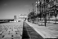 Marseille, B&W, 63 (Patrick.Raymond (5M views)) Tags: marseille 13 street maggiore bw nikon architecture