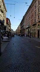 Milano (19) (pensivelaw1) Tags: italy milan statues trump starbucks romanruins thefinger trams cakes architecture
