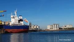 Mercuriushaven 19-1-2019 (k.stoof) Tags: mercuriushaven amsterdam westpoort schip ships industrie industry haven port harbour
